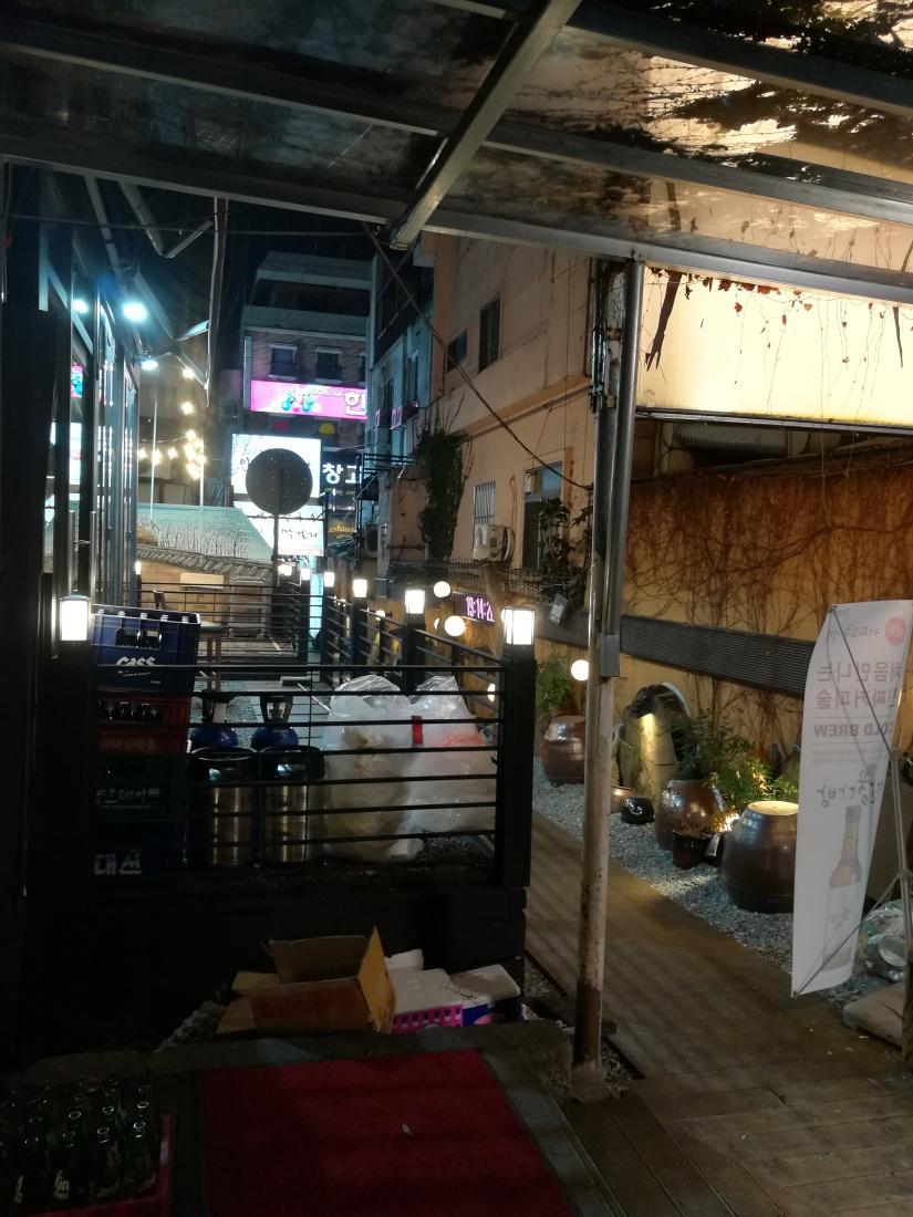 Busan Night Life